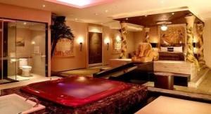 Egyption bedroom design